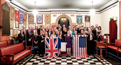 Constitutional lodge Nº 294  Lodge and Chapter News